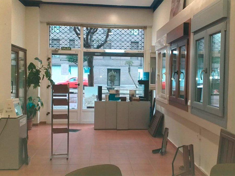 Ventanas o puertas de PVC en León