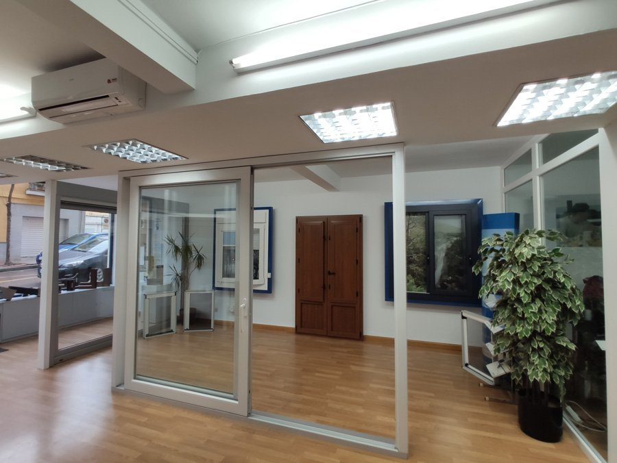 Ventanas o puertas de PVC en Mérida